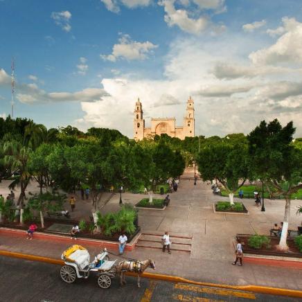 Centro de Mérida 30 min.